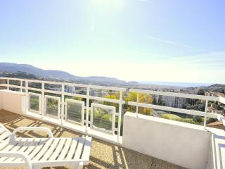 Villa Nice city center - Panoramic view of the sea, Niza