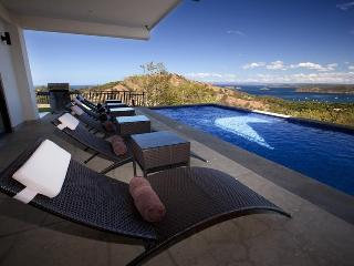 Luxurious 7 bedroom Villa   Breathtaking Views!, Playa Ocotal