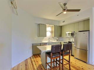 Downtown SAV 2BR/2BA - New, Free Wifi, Parking, Savannah