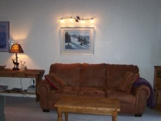 Slope Side One Bedroom with Loft, Balcony, Views, Taos Ski Valley