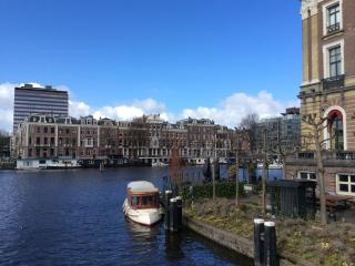 Canal View Art Estate (top location - city center), Amsterdam