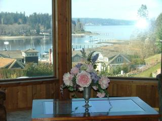 Beautiful Water View and Large in Accommodation, Bainbridge Island
