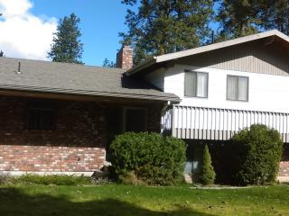 Coeur d'Alene vacation rental, great for families