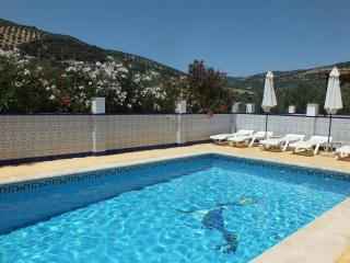 Group Family Holiday Villa In Andalucia Spain, Iznájar
