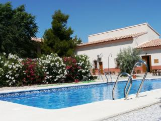 Rural Self Catering Apartment with Swimming Pool, Vélez Rubio