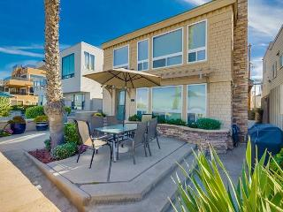 Luxurious Ocean front stand alone home with ocean views throughout.