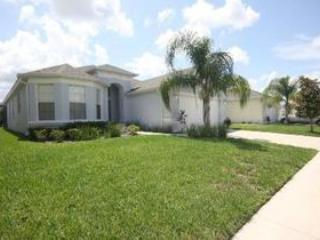 A fabulous 4 Bed  3 Bath villa with pool and spa!!, Haines City