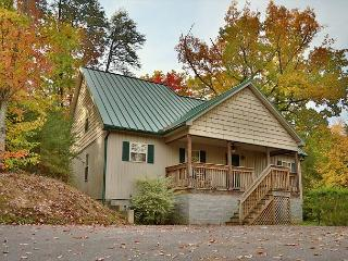 Semi-Private Resort With Pool, Deck, Gas Grill, 3 Bedrooms, Sleeps 9, Games, Pigeon Forge
