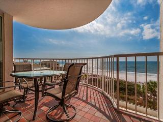 Free Beach Service Comes with This Renovated 2BR Gulf Front Condo, Miramar Beach