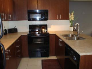 Modern 1 bed & office near Hwy 1. Cleaning incl!, Chilliwack
