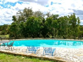 300 Acre Private Ranch with Pool and 360' Views, Wimberley
