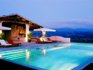 Enjoy the tradition of Umbria while staying at this exquisite private property inspired by rich history. HII CFG