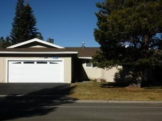 2163V-Affordable four bedroom house in the Tahoe Keys with private boat dock, South Lake Tahoe