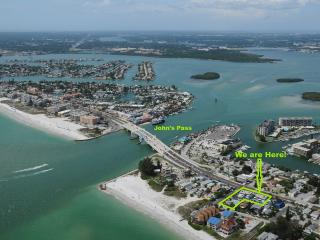 1-bedroom apartment with Gulf View, Treasure Island