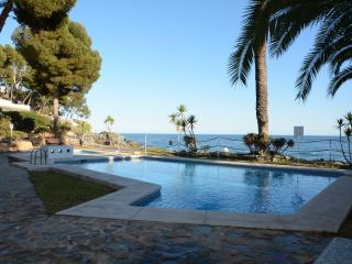 Front beach apartment, Altea
