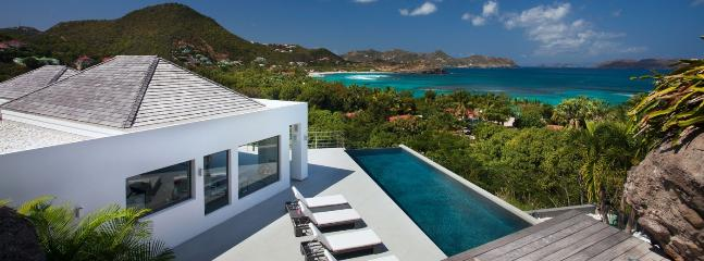 SPECIAL OFFER: St. Barths Villa 226 It Has A Breathtaking View On The Lorient Bay And The Sea.