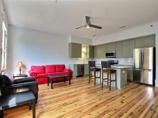 Downtown SAV 1BR/1BA - New, Free Wifi, Parking, Savannah