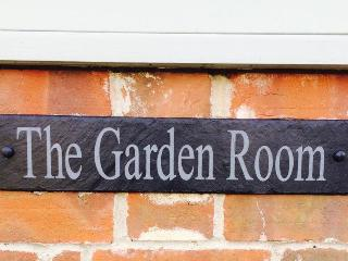 The Garden Room, Bury St Edmunds