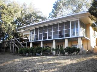 Talquin Cove 3 bed 2 bath waterfront home near FSU, Tallahassee