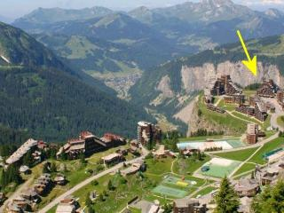 Sunny apartment with stunning summer views!, Avoriaz