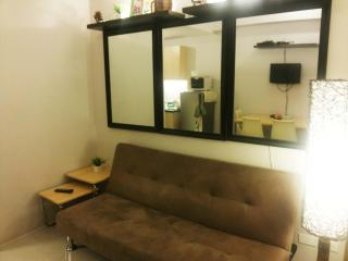 Fully Furnished 1BR Condo Beside Mall (2707), Quezon City