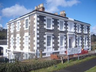 TELFORD HOUSE with NEW Apartment(now sleeps 24), Beattock