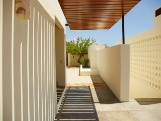 Entry, gated and enclosed yard and out door space