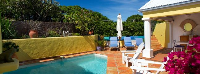 SPECIAL OFFER: St. Barths Villa 234 Located In The Greatly Prized Private Estate Of Montjean, Close To Pointe Milou.