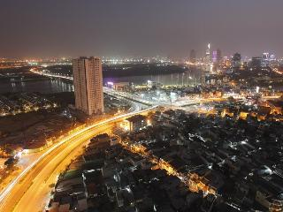 Sunset Penthouse 4 BR at The Manor, Ho Chi Minh City