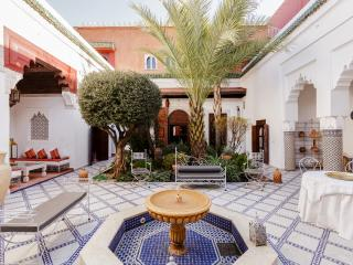 Authentic Riad in the heart of the Medina, Marrakech
