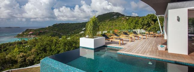 SPECIAL OFFER: St. Barths Villa 224 This Contemporary Villa Will Transport You To Another World., St. Jean