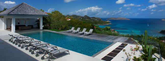 AVAILABLE CHRISTMAS & NEW YEARS: St. Barths Villa 247 All The Comfort You Need For Vacation With Family Or Friends., La Motte-de-Galaure
