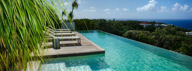 SPECIAL OFFER: St. Barths Villa 248 Just Two Minutes By Car From Gustavia And The Beautiful Beach Of Gouverneur.