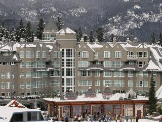 Le Chamois #504 | Whistler Platinum | Ski In/Ski Out Condo, Shared Hot Tub