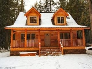 CR103kMapleFalls  - Cedar & Log Cabin #89 -Private Hot Tub!, Glacier