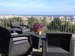 NICE VILLA NEAR COSTA BRAVA.  SPLENDID  SEA VIEWS, Santa Susanna
