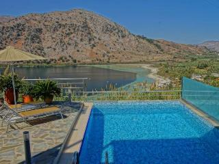 BLUEFAIRY VILLAS WITH LOVELY LAKE VIEW, Kournas