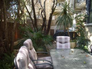 Gorgeous Garden  2 BD Old Katamon, Jerusalem