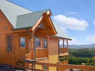 Eagle Heaven Cozy Cabin with Most Amazing Views, Pigeon Forge