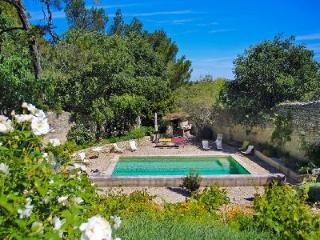 Le Viguier in a large private 6 hectare estate with pool, shared tennis & close to town, Avignon