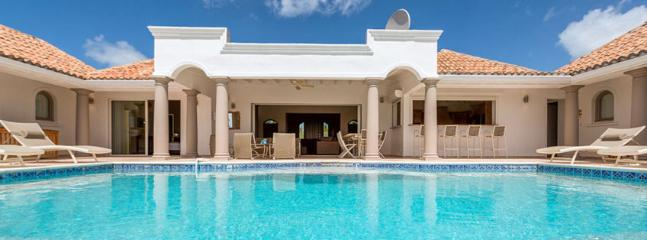 SPECIAL OFFER: St. Martin Villa 302 A Beautiful Villa In Terre-Basses, Offering Privacy And Tranquility., Terres Basses