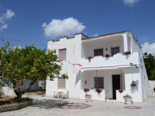 Apartment in villa close to the beach in Italy, Province of Brindisi