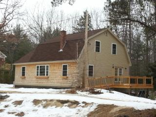 New, Spacious retreat home, Brownfield