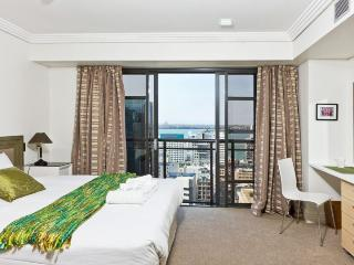 1 Bedroom Serviced Apartment Hotel Acommodation in Metropolis Residences, Auckland Central