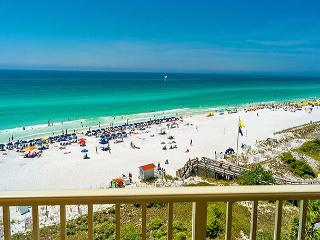 7TH FLOOR BEACHFRONT FOR 6! OPEN 9/12-18! ONLY $895 TAX INCLUDED!, Miramar Beach