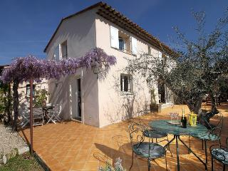 6249 Provence villa with private fenced pool, Saint-Cezaire-sur-Siagne