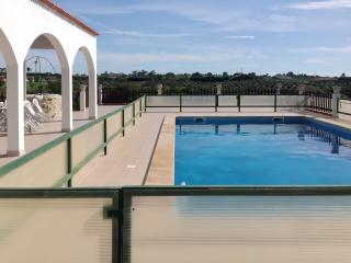 Lovely countryside villa near Santarém with 1 bedroom, terrace and shared swimming pool, Outeiro da Corticada