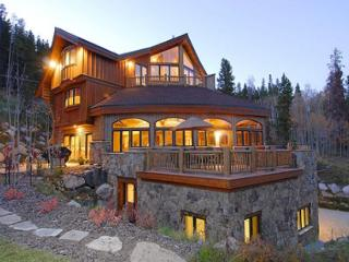The Majesty of the Rockies on 5 luxurious levels, Breckenridge
