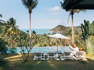 Sea-View Villas with Spectacular Pool -- Narivana, Ko Phangan