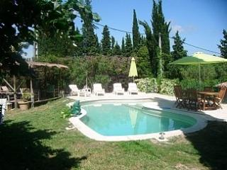 Large Holiday Villa Walking Distance To Valbonne